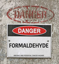 formaldehyde analyses